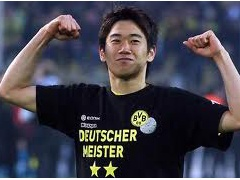 UEFA欧州最優秀選手候補 メッシ、C・ロナウドらに並び香川の名も!