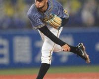 【阪神】スアレス 大雨に負けずキッチリ25S ヤクルト先発の実兄と今季初の「競演」に「うれしかった」