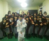 【欅坂46】「うたコン」でご一緒した市川由紀乃さん「サイレントマジョリティー」が大好きらしい!ブログに欅ちゃんの話題が!