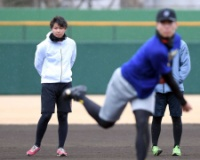 【阪神】浜地 劇的変化!千賀も絶賛「すげえな」5日間、早朝から深夜まで野球漬け