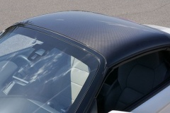 S660 純正幌より軽量のドライカーボン製ルーフ販売