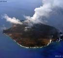 【すくすく】西之島最新映像公開、火口拡大を確認 噴火回数は減 移住できる日も近いな