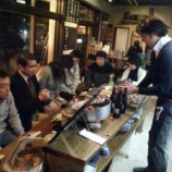 『宮津が誇る七輪焼き屋、カネマスでしっとりと旨み溢るる魚介の忘年会』の画像