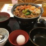 『すき屋の鍋焼ビビンバ定食【株主優待】』の画像