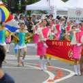 2016年横浜開港記念みなと祭国際仮装行列第64回ザよこはまパレード その76(創価学会富士鼓笛隊)