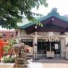 南海堺駅周辺散策 龍神堂と神明神社、栄橋遊郭と龍神遊郭