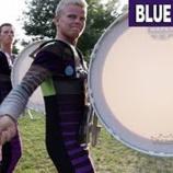 『【DCI】ドラム必見! 2018年ブルーナイツ・ドラムライン『インディアナ州インディアナポリス』本番前動画です!』の画像