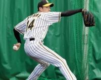 【阪神】能見32球「少しずつ増やす」リリバー調整専念
