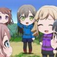 【ガルパ☆ピコ ふぃーばー!】第2話 感想 低い山でもソウナンですか?【3期】【BanG Dream!】