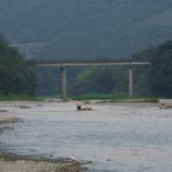 『お盆と川』の画像