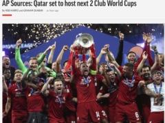 中島翔哉には朗報!? 2019、2020年のクラブW杯はカタール開催!