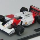 『43-0887 McLAREN MP4/7 #2 Gerhard Berger 1992 デアゴスティーニ F1マシンコレクション vol.111』の画像