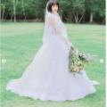 【芸能】山本美月、瀬戸康史との挙式報告 ウェディングドレス姿公開 -2chまとめ-