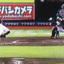 (10/1)石川の粘投が7回の逆転劇に繋がりました。