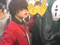 【欅坂46】平手友梨奈、渋谷のハロウィンに出現wwwwwwwww(画像あり)