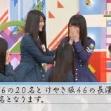 『【欅坂46】ハライチ澤部『長濱ねるの選抜入りはメンバーみんな喜んでいて感動した・・・』』の画像