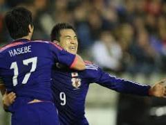 アジアカップの得点王は誰だ!?予想1位は日本代表の岡崎慎司!