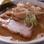 麺屋ゐをり(いおり) ド・みそ 味噌が隠し味になってる味噌ラーメン