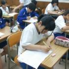 『テスト終了日の授業』の画像