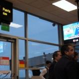 『ペルー旅行記7 LAN航空に乗ってアンデス山脈を越えてクスコへ移動』の画像
