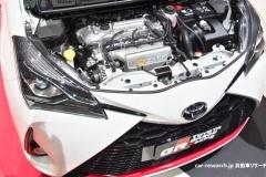 ヴィッツ後継ヤリス vs 新型フィット、東京モーターショーで対決か