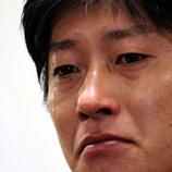 『【野球】横浜へ金銭トレードで移籍の楽天・渡辺直人、会見では言葉に詰まり涙が止まらなくなる「本当に温かく応援してもらって…」』の画像