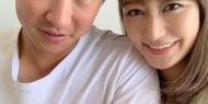 【画像】枡田絵理奈アナ 第3子次女出産 広島・堂林も笑顔「パパと力合わせて」