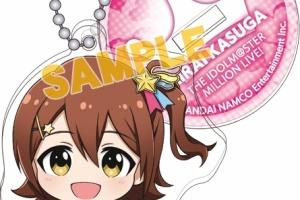 【ミリマス】10月11日にミリオンライブ!スタンド付きアクリルキーホルダー5種が発売!