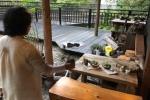 交野市私市、天孫降臨の地すぐ近くに『陶芸と植物』が絶妙にマッチする工房がある!