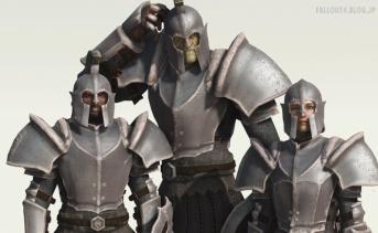 オブリビオンの衛兵の鎧MOD