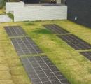 ミッション40坪の雑草対策