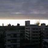 『雲のふた! (・_・;)』の画像