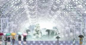 ラブライブ!9話、「Snow halation」舞台「東京ミレナリオ」に、早速聖地巡礼するラブライバー!