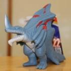 『ウルトラ怪獣シリーズ 122 凶暴宇宙鮫ゲネガーグ レビューらしきもの』の画像