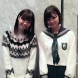 『【乃木坂46】西野七瀬 欅坂46メンバーとの写真をブログで公開!!!』の画像