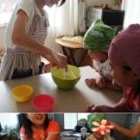 『夏休み親子パン教室が始まりました!』の画像