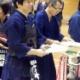 ASKA 剣道大会で優勝!  本名で参加、鮮やか四段の剣さばき