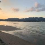 『広島から宮島 溶けていく海と空』の画像