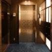 小さなエレベーターホール