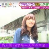『【乃木坂46】これって秋元真夏が大学留年したってことなのかな・・・』の画像