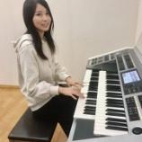 『【乃木坂46】これはレア!!!佐々木琴子がエレクトーンを弾く様子がこちら!!!』の画像