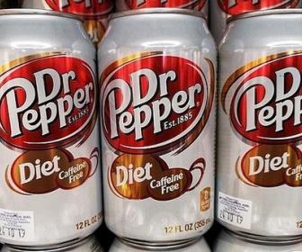 【米国】「ダイエット・ドクターペッパー飲んで痩せなかった」…女性が訴訟 控訴裁が「分別ある消費者なら理解できる」と訴え退ける