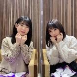 『【乃木坂46】与田祐希と筒井あやめ、これは強すぎるな・・・【gifあり】』の画像