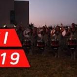 『【DCI】ドラム必見! 2019年サンタクララ・バンガード・ドラムライン『インディアナ州インディアナポリス』本番前動画です!』の画像