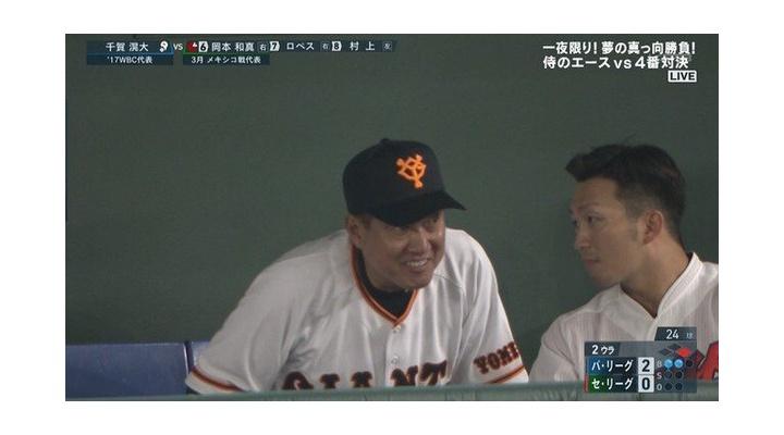 巨人・原監督、鈴木誠也をヘッドハンティングをしてしまう!