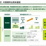『累進配当銘柄【三井住友F】【三菱商事】について。日本株高配当投資』の画像