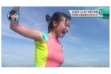 小島瑠璃子「乳首がすぐ立ちやすいんですよ」
