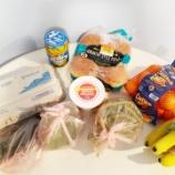 『十一月の食料品購入(11/22~11/28)』の画像