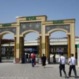 『ウズベキスタン旅行記43 サマルカンドの台所!なんでも売ってる「シヨブ・バザール(Siyob Bazaar)」』の画像