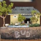 『FUJIIさんのジオラマ「BUD」リメイク』の画像